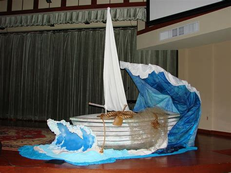 what are boat props made of 132 best images about joels play on pinterest theater