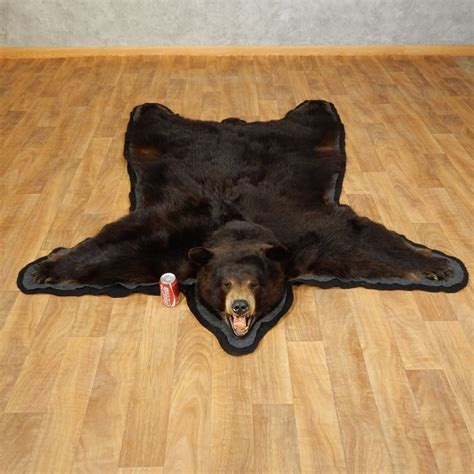 black size rug for sale 17256 the taxidermy store