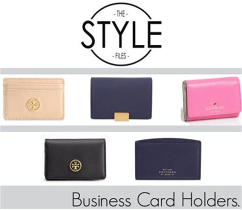Burch Business Card Holder