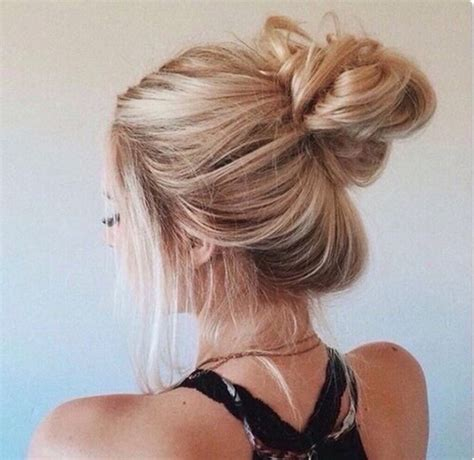 Hairstyles Accessories Bun Tips by Hair Accessory Hairstyles Bun Bun Hair Tutorial