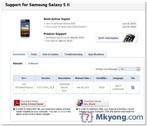 samsung android usb driver for windows where to samsung galaxy s2 usb driver