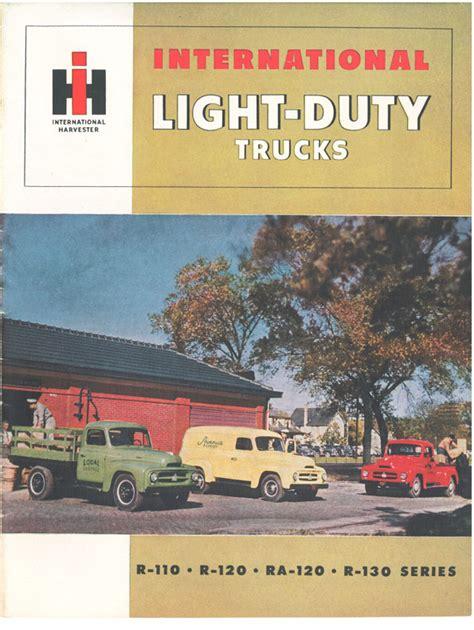 light duty truck parts international pickup travelall parts com