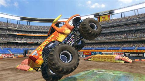 monster jam truck games monster jam path of destruction nintendo wii games