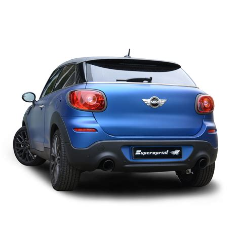 A Mini Cooper by Performance Sport Exhaust For Mini R61 Cooper S Paceman