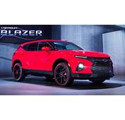 2019 Chevy Blazer Revealed As A Sporty Crossover