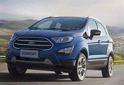 ford market price ford ecosport 2018 with 4wd spotted engine