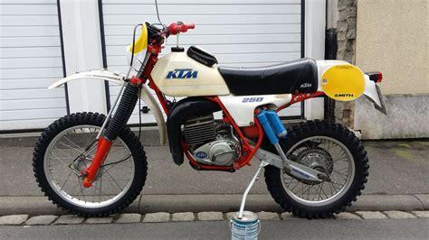 Yamaha Motorrad Modelle 1980 by Ktm Gs 250 Modelljahr 1980 Enduro Klassik De