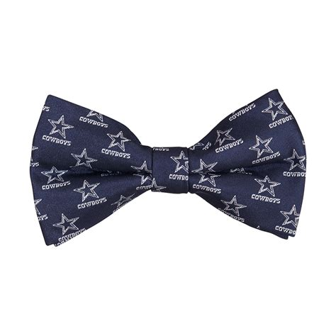 dallas cowboys suspender bow tie set suspenderstore