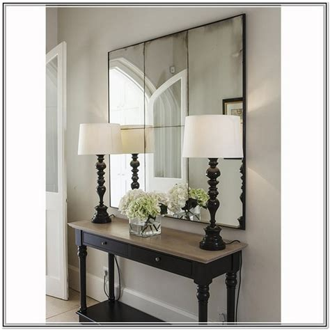 floor to ceiling mirror panels home design ideas