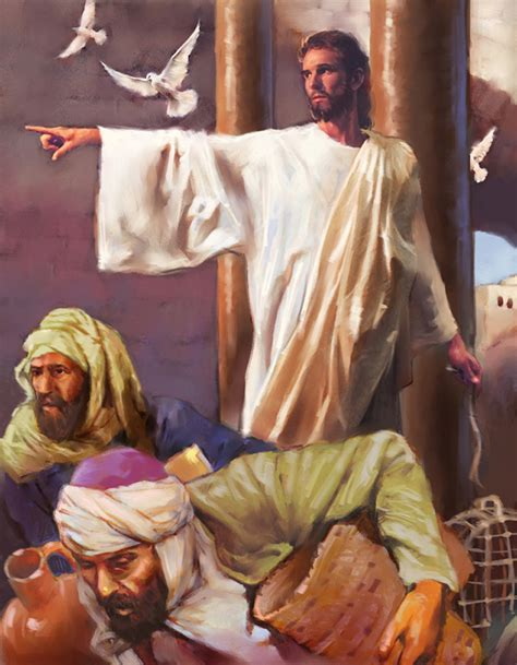 jesus cleanses the temple images of jesus christ paintings of jesus portraits of jesus