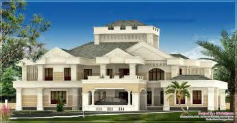 luxury home pictures luxurious kerala bungalow design at 5676 sq ft