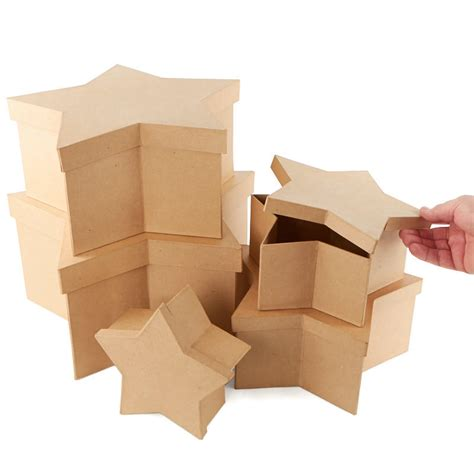 Paper Mache Craft Supplies - paper mache box paper mache basic craft supplies