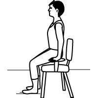 Chair Push Ups by Chair Push Up Exercise Tips Exercises