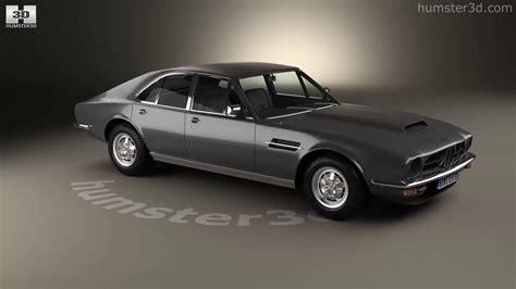 aston martin lagonda 1974 aston martin lagonda v8 saloon 1974 3d model by hum3d