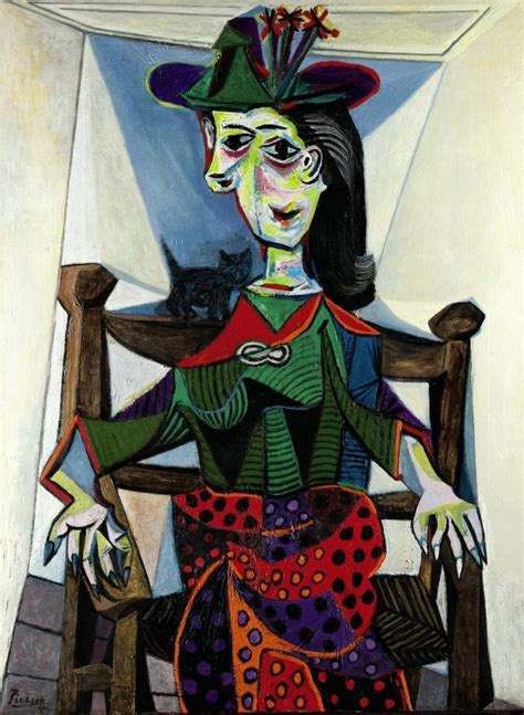 dora maar in an armchair dora maar muses it women the red list