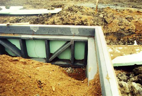 garage frostfrei slabs for colder climates part 2 installing