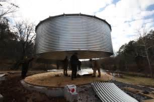 Simple Silo Builder Cool Grain Bin Houses Home Decor U Nizwa