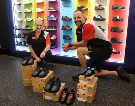 athlete s foot school shoes local athlete s foot stores to give time to