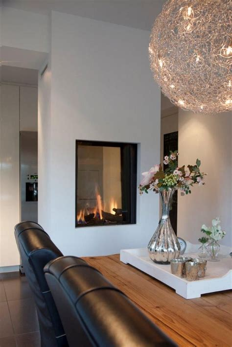 Two Sided by 25 Best Ideas About Two Sided Fireplace On