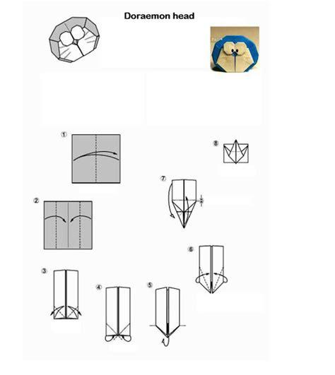 cara membuat lu tidur gambar doraemon blog mas rizky cara dan langkah membuat origami