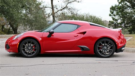New Alfa Romeo 4c by 2018 Alfa Romeo 4c Coupe Test Drive Review