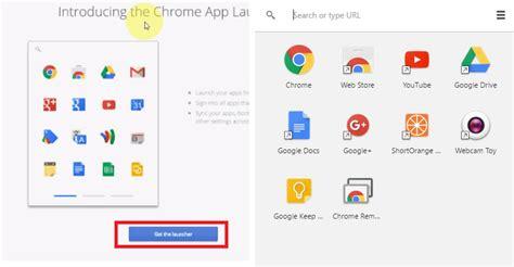 learn   chrome app launcher  windows pc open