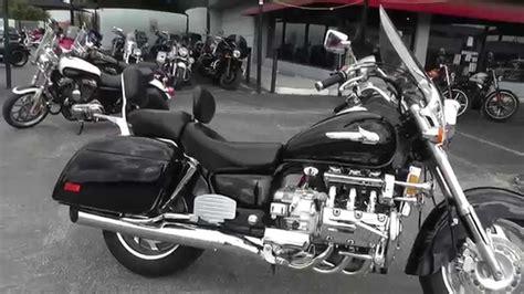 Honda V6 Motorrad by 400193 2001 Honda Valkyrie Used Motorcycle For Sale