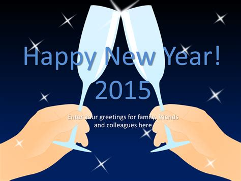 ppt templates for new year powerpoint templates new years eve