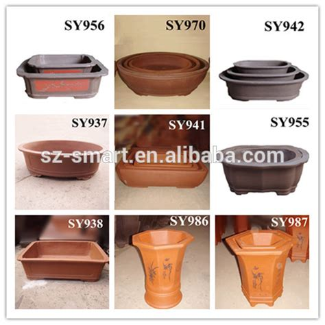 vasi bonsai cinesi terracotta bonsai tree pot