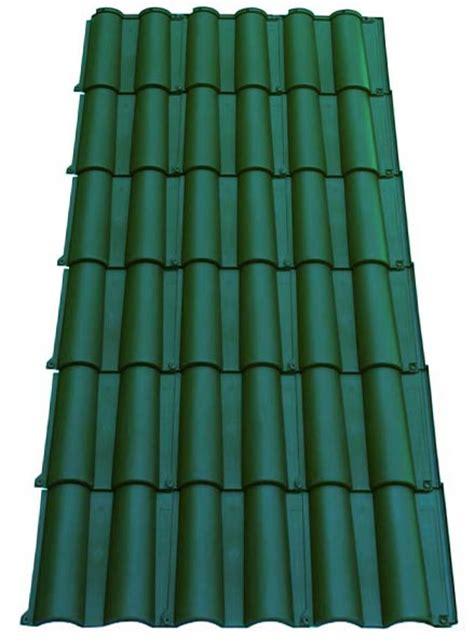 Imitation Tuiles by Panneau Imitation Tuile Vert