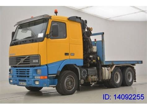 Volvo Fh16 520 Tractor Unit From Belgium For Sale At