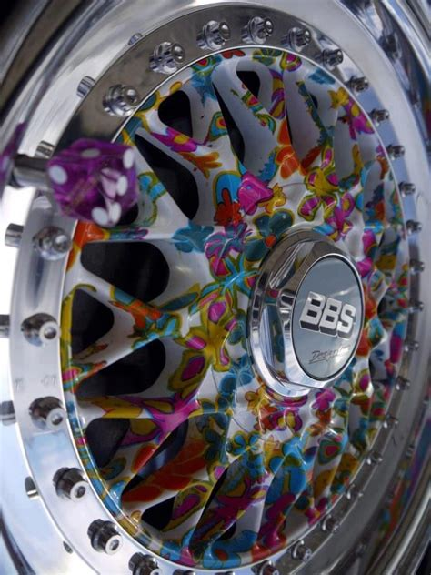 one paint on theese bbs rs s wheels