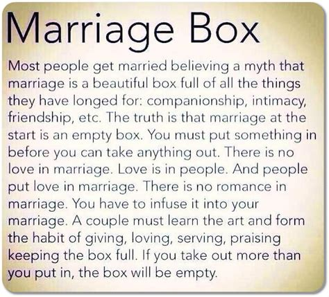 marriage box the real life story