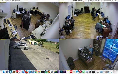 live view ip view ip cameras from mac app