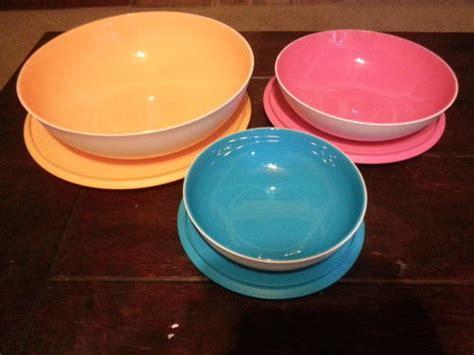 Allegra Bowl 1 5l Tupperware bowls tupperware stunning allegra bowl pink only 1 5l