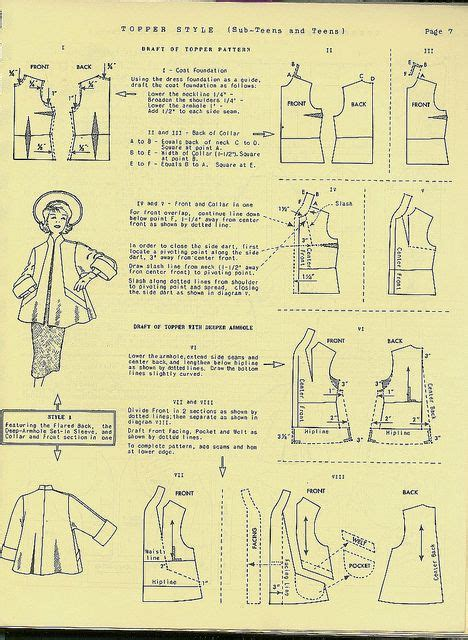 fashion pattern grading books patrones jacket pattern and awesome on pinterest