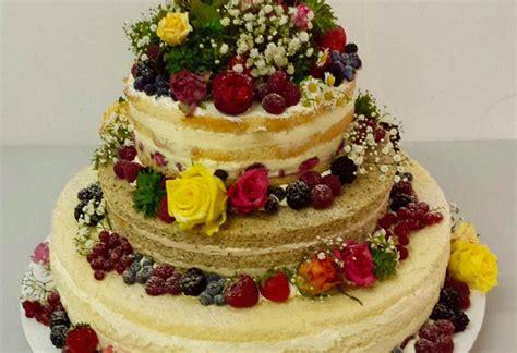 Hochzeitstorte 3 Stöckig Schlicht by Rosgarten Caf 233 Hochzeit