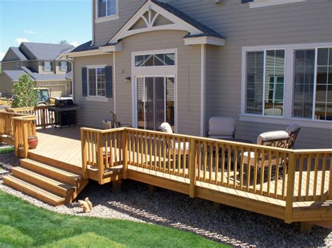 best decks decks liberty home improvement