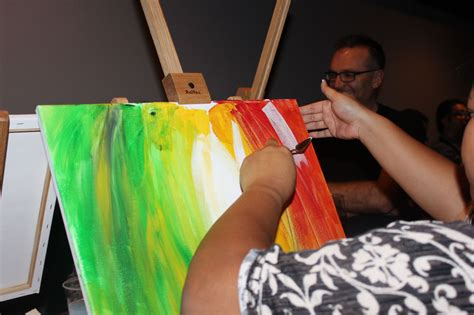 painting for team building team building painting activity edmonton