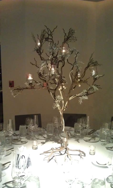 tree centerpieces ideas 39 modern table candelabra centerpieces