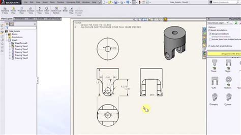 Solidworks Print Drawings