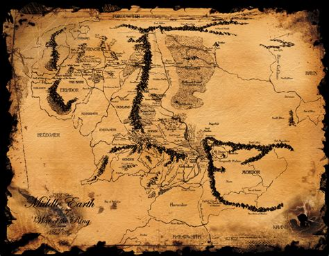 map middle earth 400 bad request