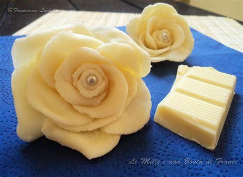 fiori cioccolato plastico ricerca ricette con decorazioni di cioccolato plastico