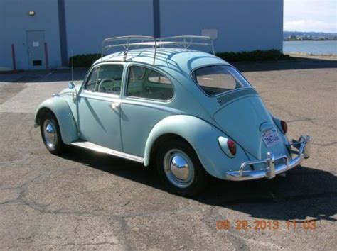 volkswagen burlingame purchase used 1965 volkswagon beetle classic in burlingame