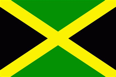 flag of jamaica flags around the world