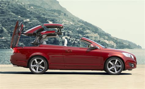 volvo convertible volvo ceasing c70 production in 2013 no successor in sight