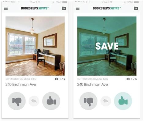 tinder for real estate new app claims to be the tinder of real estate