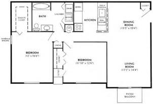 1 Bedroom Garage Apartment Floor Plans 2 Bedroom Apartment Floor Plans Garage Apartment Home