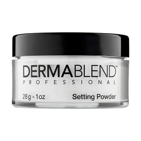 Dermablend Setting Powder 15 best setting powders of 2018 translucent setting powder for your