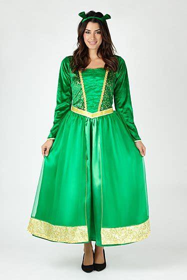 Dress Fiona princess fiona shrek fancy dress costume